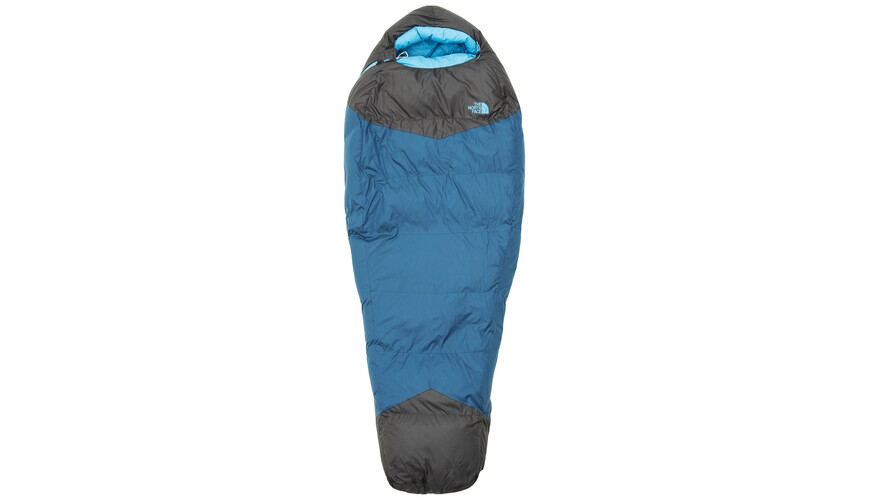 The North Face Blue Kazoo Slaapzak Regular grijs/blauw